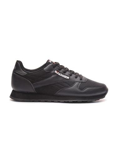 Bulldozer 211446 Erkek Spor Ayakkabı Siyah